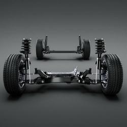 Ремонт подвески и привода